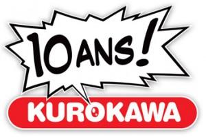 Kurokawa 10 Ans !