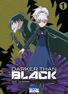 Darker than Black - Tome 01