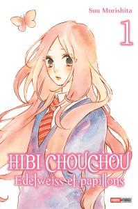 HIBI CHOUCHOU, EDELWEISS & PAPILLONS - TOME 01