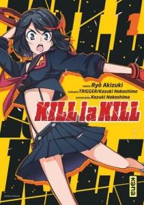 Kill la Kill - Tome 01
