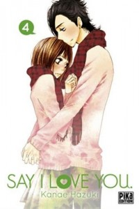 Say I love You - Tome 04