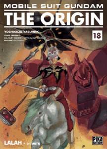 Mobile Suit Gundam : The Origin - Tome 18