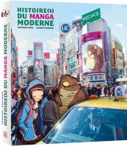 Histoire(s) du Manga Moderne (1952-2012)