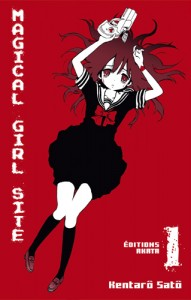 Magical Girl Site - Tome 01