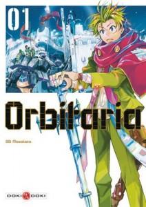 Orbitaria - Tome 01