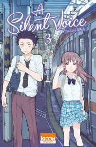 A Silent Voice - Tome 03