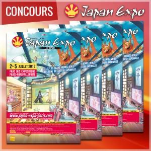 [Concours] Gagnez votre entrée pour JAPAN EXPO - 16e IMPACT !