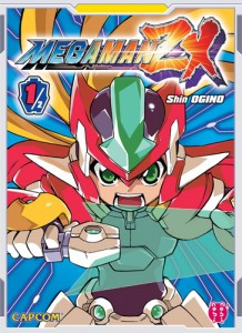 Megaman ZX - Tome 01