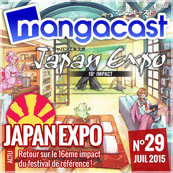 Japan Expo 2015, retour sur le 16ème impact !