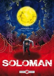 Soloman - Tome 01