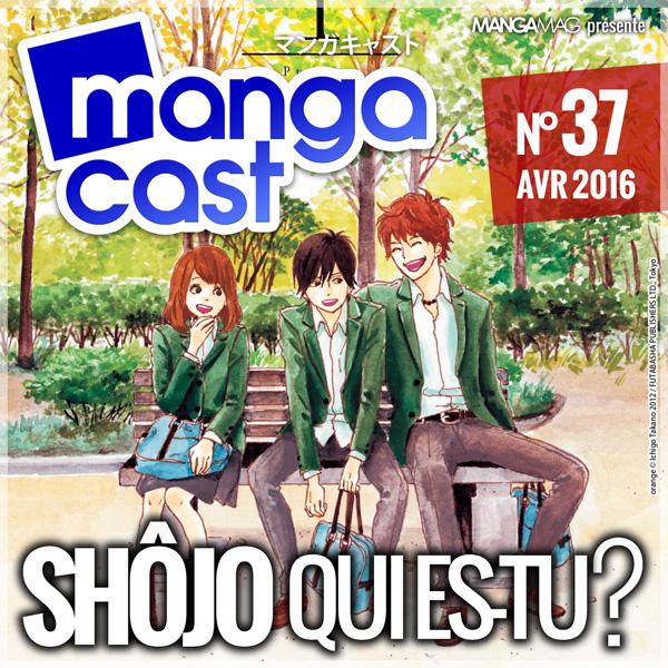 Mangacast N°37 : Shôjo, qui es-tu ?