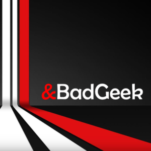 New logo Bad Geek