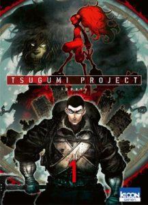 Tome 1 de Tsugumi Project chez Ki-oon
