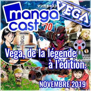 UNE du Mangacast 70