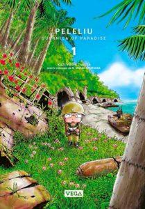 Couverture du tome 1 de Peleliu