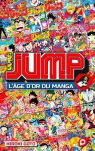 Couverture du Jump - l'âge d'or du manga