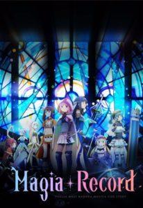 Affiche de l'anime Magia Record - Puella Magi Madoka Magica Side Story sur Wakanim