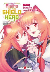 Couverture de The rising of the shield Hero Anthologie - Ensemble avec Raphtalia chez Doki-Doki