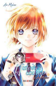 Couverture d'Histoires courtes de Aoi Makino chez Soleil