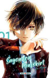 Couverture du tome 1 de Sayonara Miniskirt chez Soleil