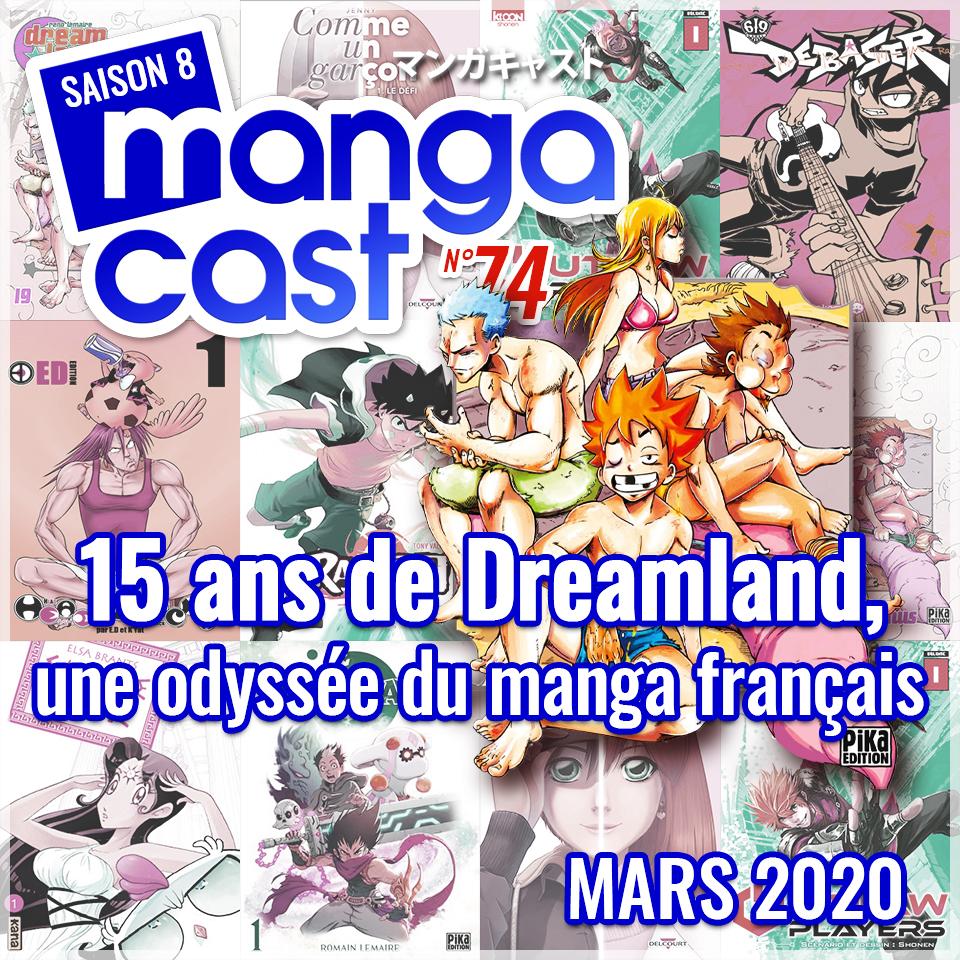 Image de UNE pour Dreamland et le manga français