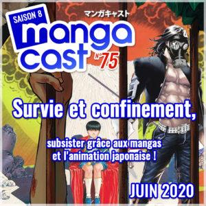 Mangacast n° 75