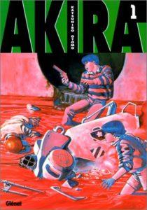 Couverture du tome 1 de Akira