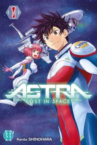 Couverture du tome 1 de Astra lost in space