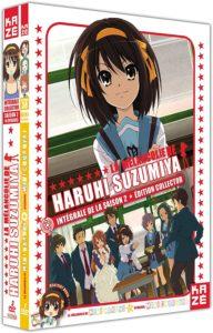 DVD de Haruhi Suzumiya saison 2