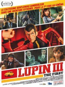 Affiche du film Lupin III the first par Eurozoom