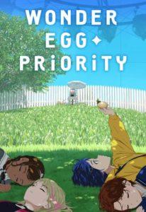Affiche de Wonder Egg Priority sur Wakanim