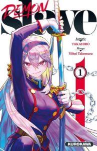 Couverture du tome 1 de Demon Slave chez Kurokawa