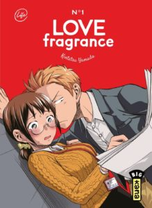 Couverture du tome 1 de Love fragrance chez Kana