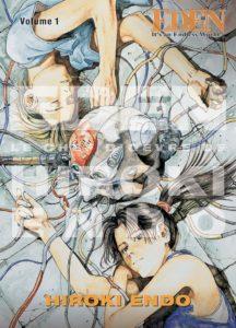 Couverture du tome 1 de Eden - perfect édition chez Panini manga