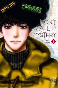 Couverture du tome 1 de Don't Call mistery chez Noeve Grafx