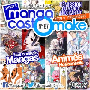 Image de UNE du Mangacast Omake 87