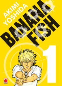 Couverture du tome 1 de la réédition de Banana Fish chez Panini