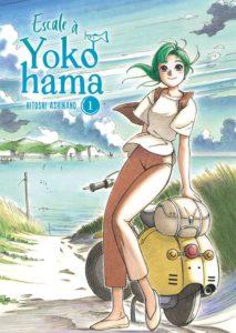 Couverture du tome 1 de Escale à Yokohama à Meian Editions
