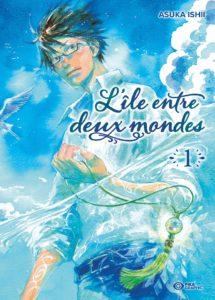 Couverture du tome 1 de L'île entre deux mondes chez Ki-oon