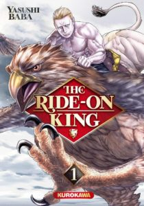 Couverture du tome 1 de The ride on king chez Kurokawa