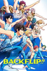 Affiche de l'anime Backflip!! chez Crunchyroll