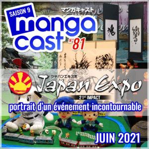 Cartouche de l'article sur Japan Expo