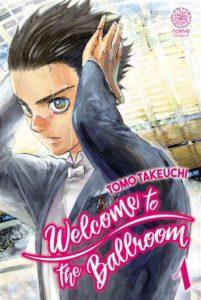Couverture du tome 1 de Welcome to the Ballroom chez Noeve