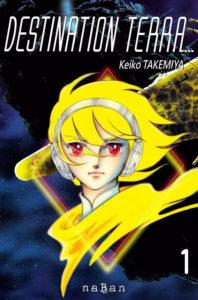 Couverture du tome 1 de Destination Terra chez naBan éditions