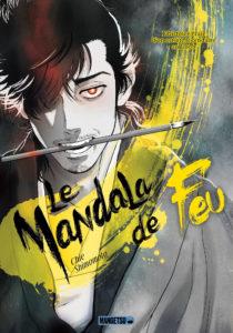 Couverture du one-shot Le mandala de feu chez Mangetsu