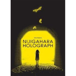 Couverture du one-shot de Nijigahara Holograph chez Kana