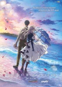 Affiche du film Violet Evergarden