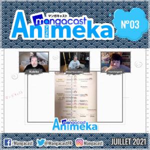 Cartouche du Animeka n°3