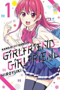 Couverture du tome 1 de Girlfriend Girlfriend chez Noeve Grafx