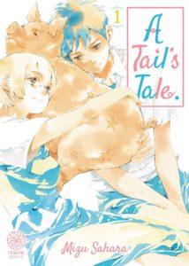 Couverture du tome 1 de A tail's tale chez Noeve